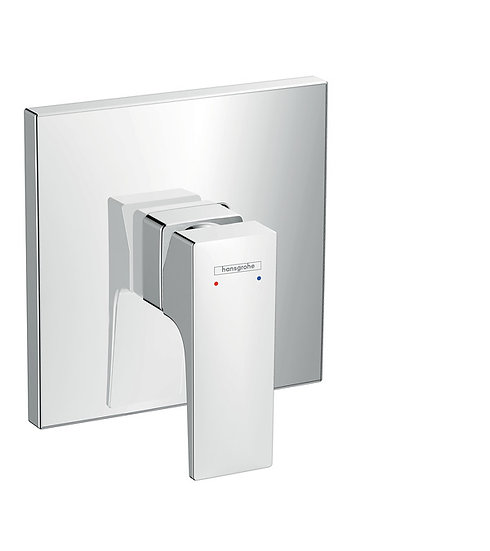 Metropol Single lever shower mixer for concealed installation with lever handle