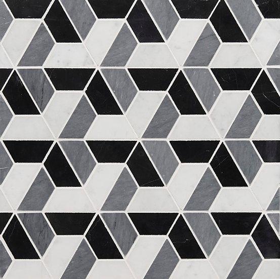 ART DECO - TRIDENT Tile & Stone