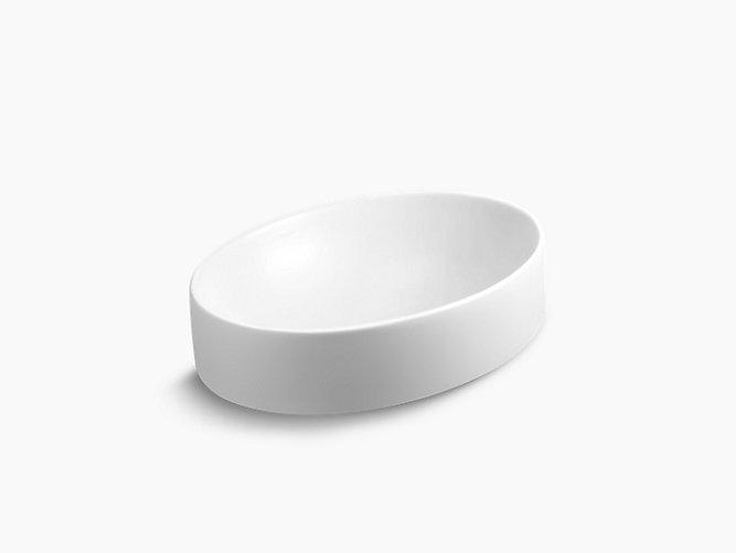 Chalice Oval Vessel Lavatory 20''