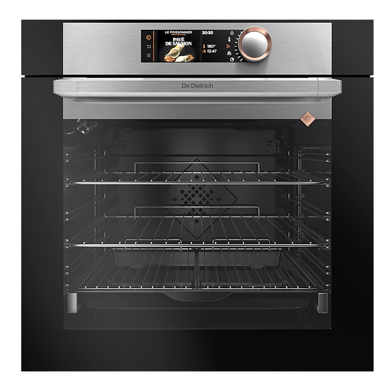 PLATINUM PYROLYTIC OVEN