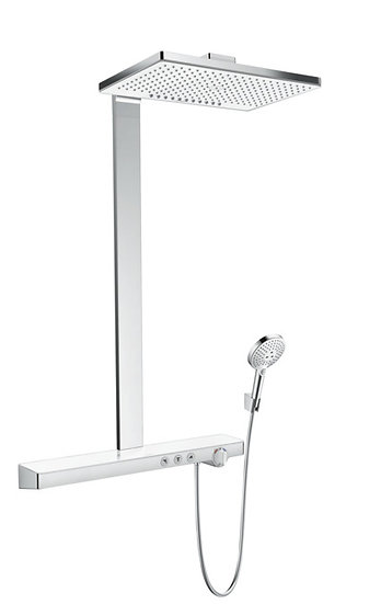 Rainmaker Select Showerpipe 460 2jet with thermostat