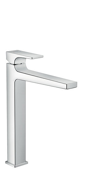 Metropol Single lever basin mixer 260 with lever handle for washbowls