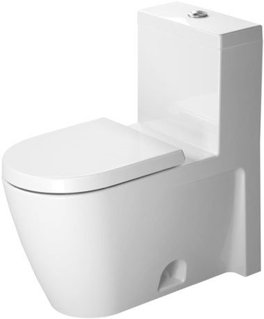 Starck 2 One-Piece Toilet