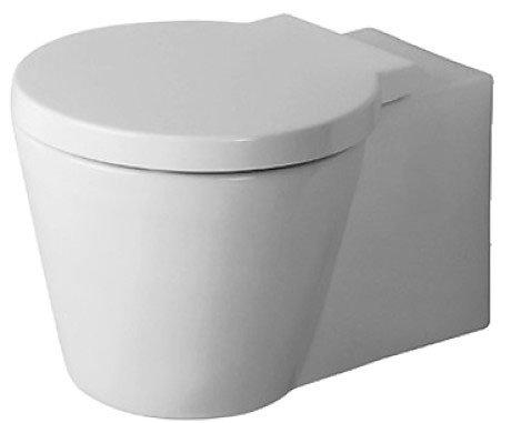 Starck 1 Toilet wall mounted