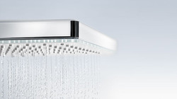 Hansgrohe Overhead and side showers
