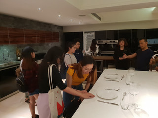 Raffles College Interior Design Annual Field Trip 2018 (7th November 2018)
