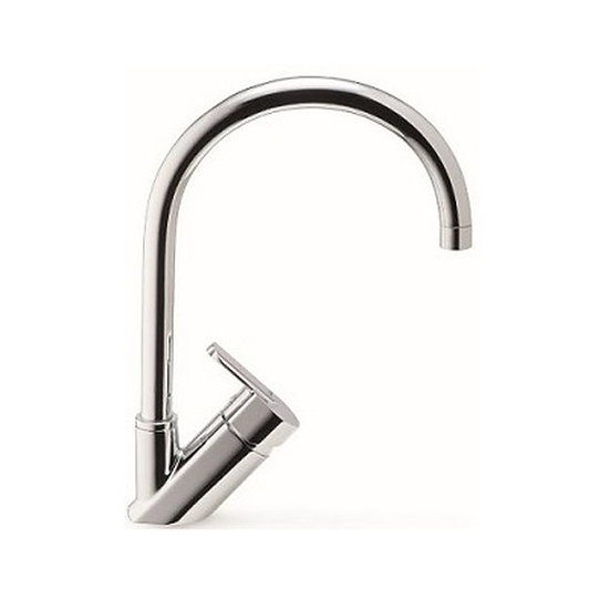 Sink Mixer with Flat swivel spout Anti-scale aerator