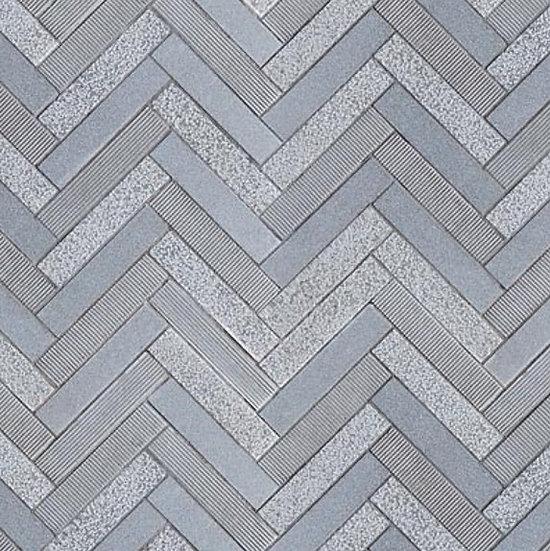 TEXTURE - OFFSET HERRINGBONE Tile & Stone