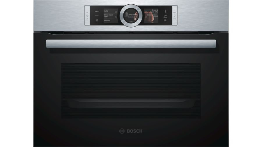 Serie   8 Compact steam oven