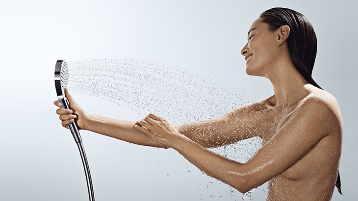Hansgrohe Croma Select showers
