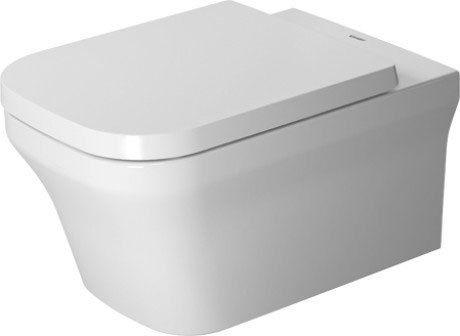 P3 Comforts Toilet wall-mounted Duravit Rimless®