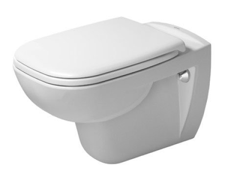 D-Code Toilet wall-mounted