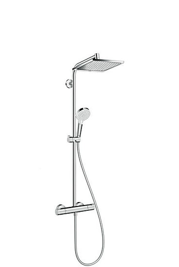 Crometta E Showerpipe 240 1jet with thermostat