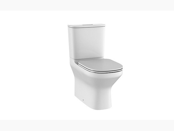 ModernLife Back-to-Wall Two-piece Dual Flush 3/4.5L