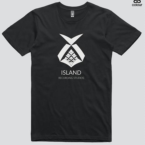 Island T - Large Logo (Mens)