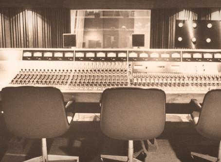 Recording Prep Checklist