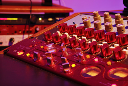 The Classic Focusrite Red 3 Buss Compressor