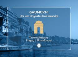 Gaumukhi