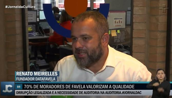 JORNAL DA CULTURA: Favelas movimentam R$ 120 bilhões por ano