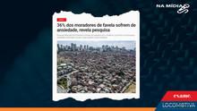 EXAME: 36% dos moradores de favela sofrem de ansiedade, revela pesquisa