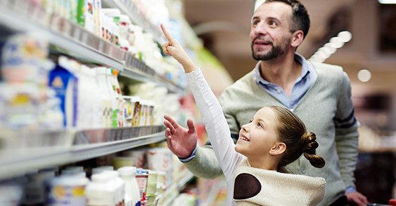 MEIO E MENSAGEM: Influência dos filhos no supermercado é de 88%