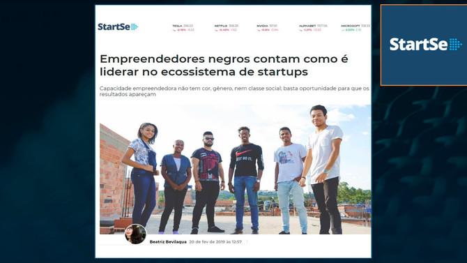STARTSE: Empreendedores negros contam como é liderar no ecossistema de startups