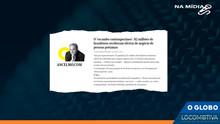 O GLOBO: 82 milhões de brasileiros receberam ofertas de negócio de pessoas próximas