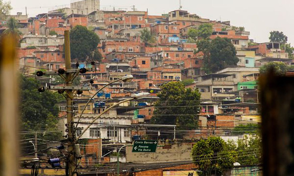 Divulgação/ONG Viva Rio.