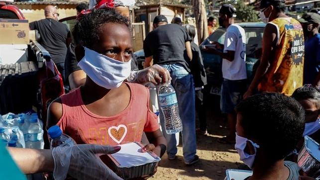 EL DIÁRIO: Mais de 70% dos negros no Brasil enfrentam a pandemia sem nenhuma poupança