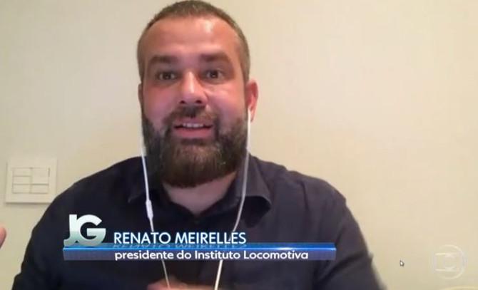 JORNAL DA GLOBO: Brasileiros têm dificuldade para sacar auxílio emergencial