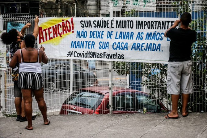 G1: Quarentena põe em risco a renda de moradores de favelas brasileiras, diz pesquisa