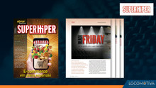 REVISTA SUPERHIPER: Black Friday cai no gosto dos supermercados