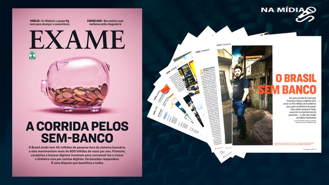 EXAME: O Brasil sem banco