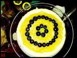 Lemon Love Cake Filling