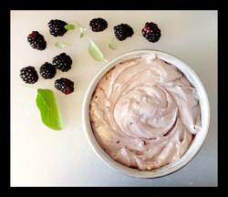 Blackberry Summer Cake