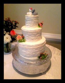 Saeed Wedding Cake