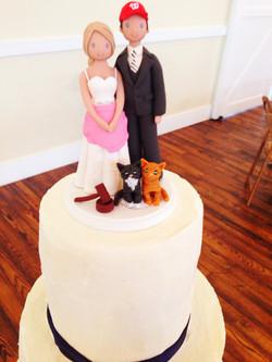 Munson Cake Topper