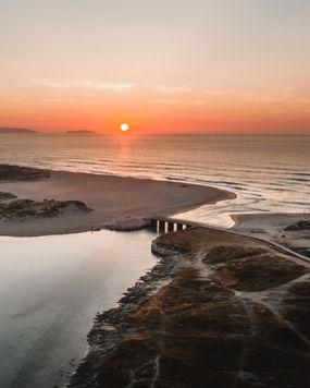 Playa de Baldaio, Arteixo
