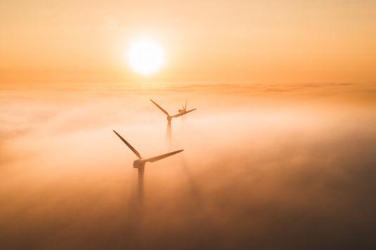 Molino de viento San Andrés de Teixido