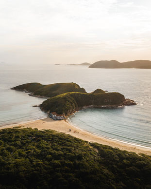 Praia das Conchasc Cabo Frío