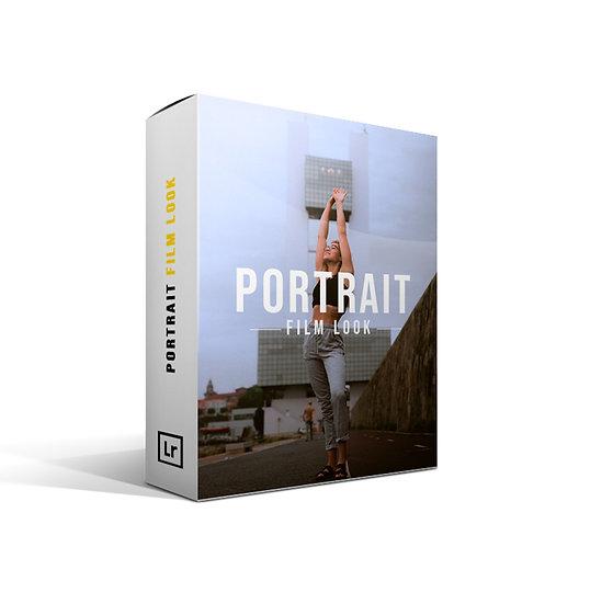 PORTRAIT FILM LOOK