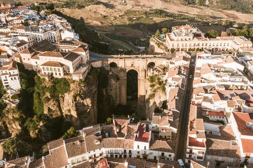 Ciudad de Ronda, Málaga