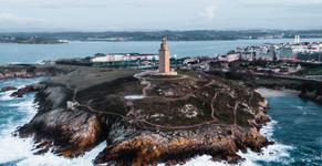 Lo mejor de la costa de Galicia