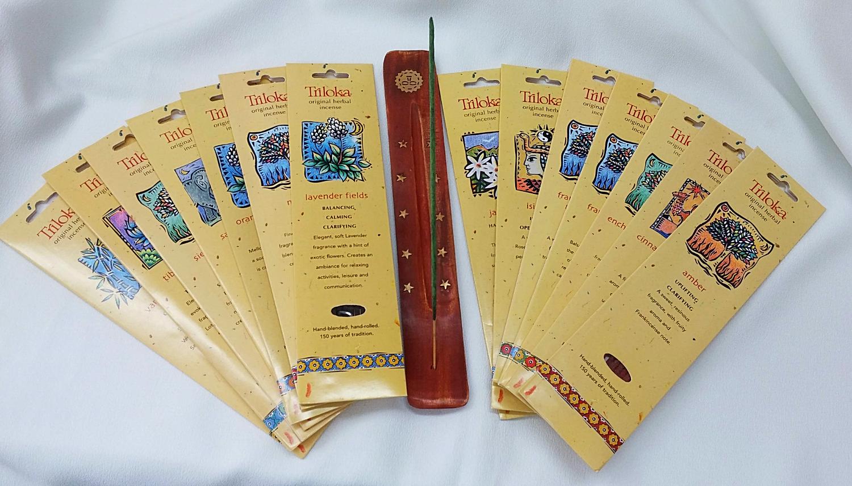 Incense, Incense Holder