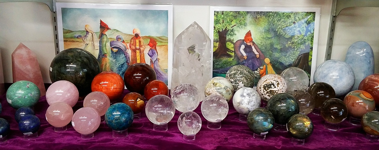 Assorted Spheres