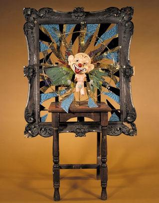 Clown Chair