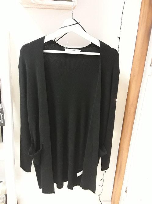 Gilet Long Noir