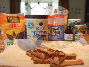 Delicious and Easy Protein Bars, No Oven Required