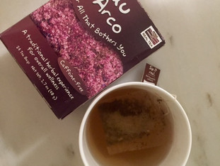 Pau D'Arco Tea; Drink Your Way to Improved Health