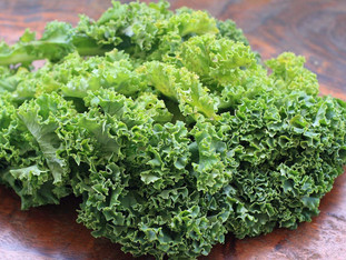 Kale, a True Superfood Plus Two Recipes
